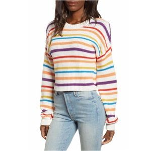 Striped sweater from bp at Nordstrom